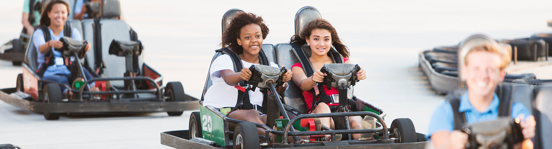 Go Karts | Adventure Landing Family Entertainment Centers & Water Parks